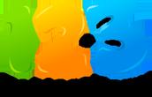123 logo 110